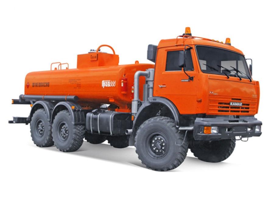 Автоцистерна ГРАЗ АЦ 56141-010-35