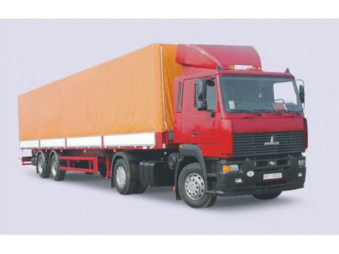 Седельный тягач МАЗ-5440 B3