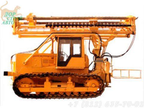 Бурильная машина для скважин БМП-045