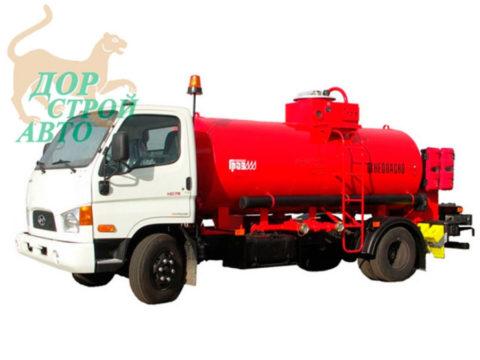 Топливозаправщик ГРАЗ АТЗ 36137-11