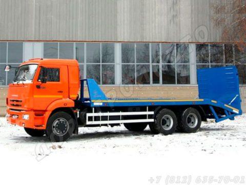 Эвакуатор КамАЗ-65115