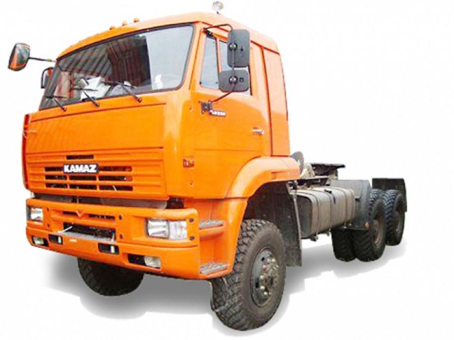 Седельный тягач КАМАЗ 65225