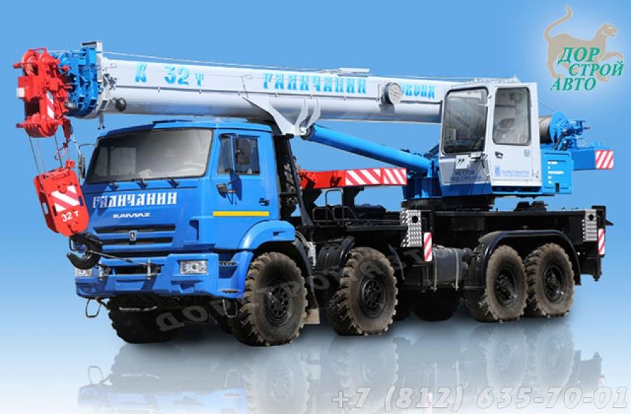 Автокран КС-55729-5B