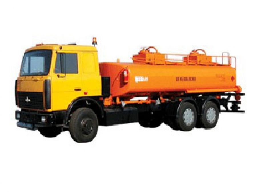 Автоцистерна ГРАЗ АЦ 56161-010-30