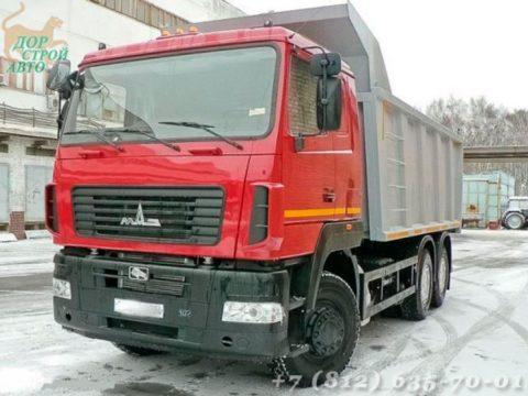 Самосвал МАЗ-6501В9-420-000