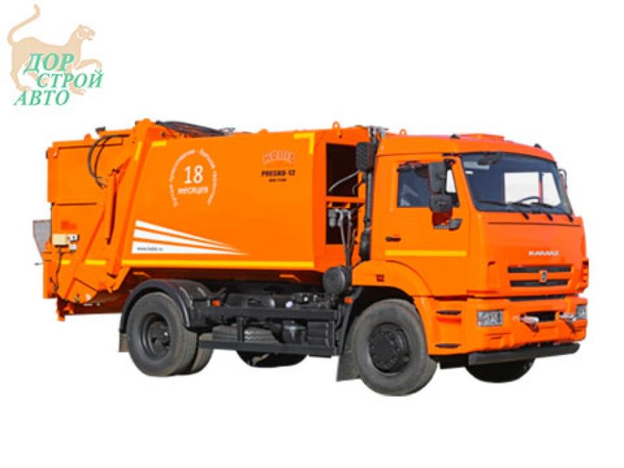 Контейнерные мусоровозы