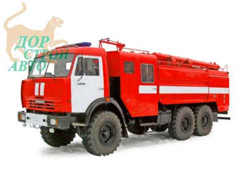 Автоцистерна пожарная АЦ 8,0-40