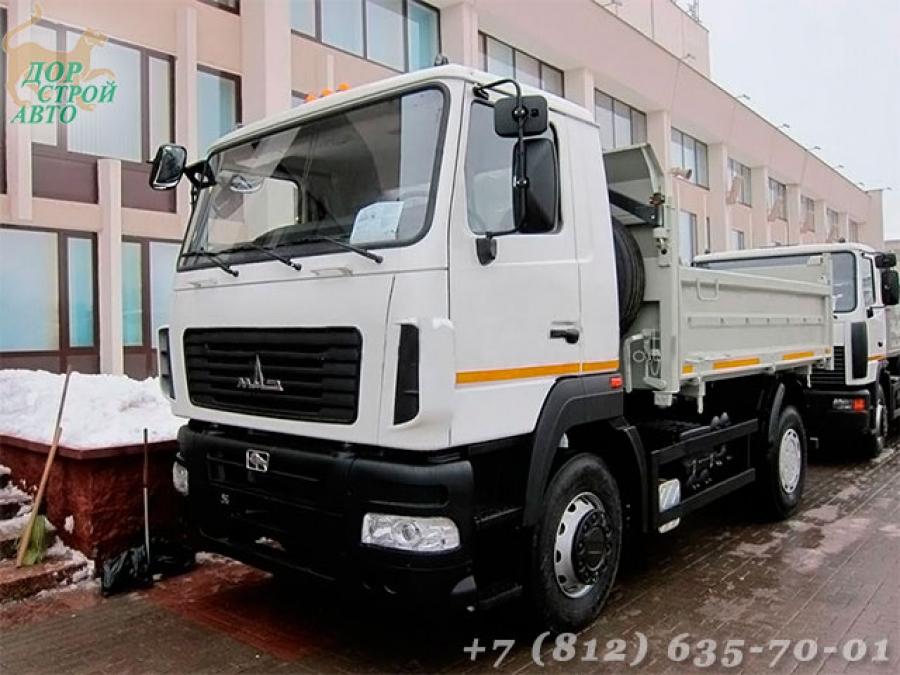 МАЗ-5550В2-480-001