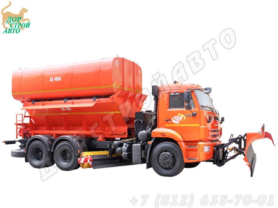 ЭД-405 Камаз
