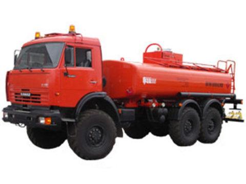 Автоцистерна ГРАЗ АЦ 56133-01