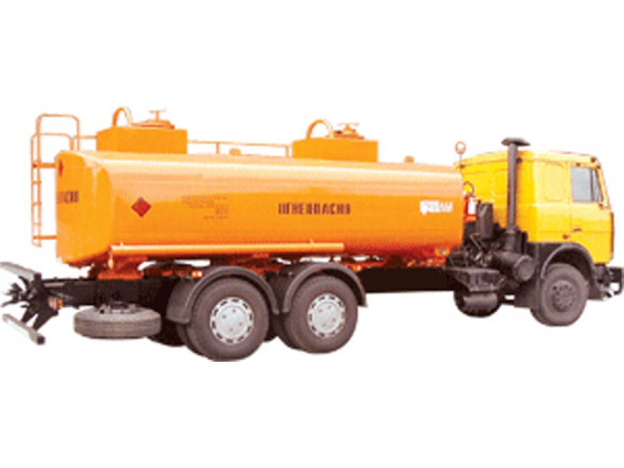 Автоцистерна ГРАЗ АЦ 56216-011-32