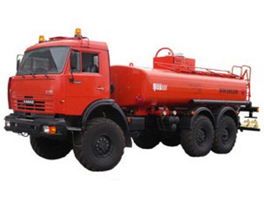 Топливозаправщик ГРАЗ АТЗ 56133