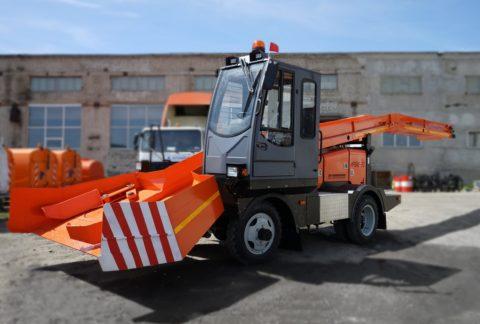 Снегопогрузчик – ИРБИС-350