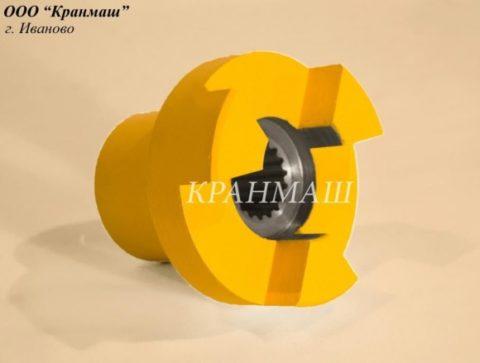КС-3577.26.024 Полумуфта