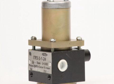 ГР-2-3 Электромагнит на г/распр.