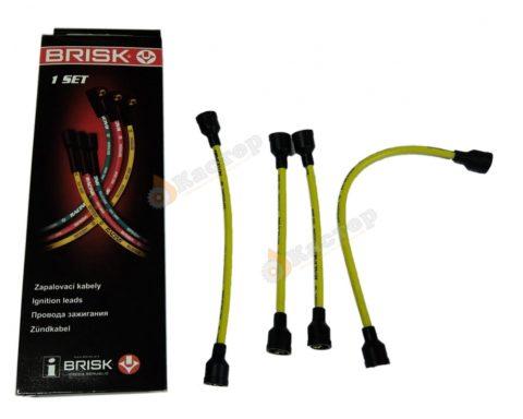 BR007S Провода в/в силикон. с наконечниками
