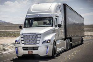 Беспилотные грузовые перевозки