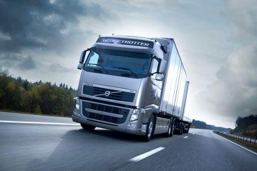 Выпуск Volvo на газу в Калуге
