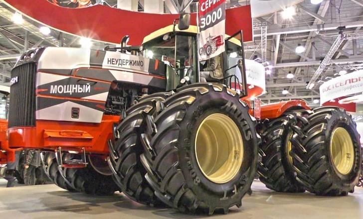 Лучший трактор