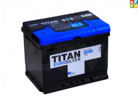 TITAN EUROSILVER 6СТ 56.1 VL