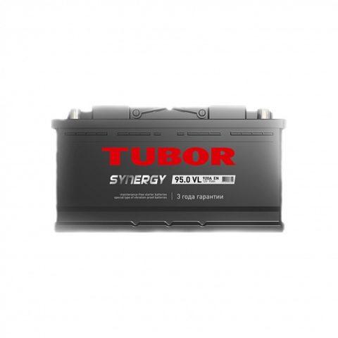 TUBOR SYNERGY 6СТ 95.0 VL