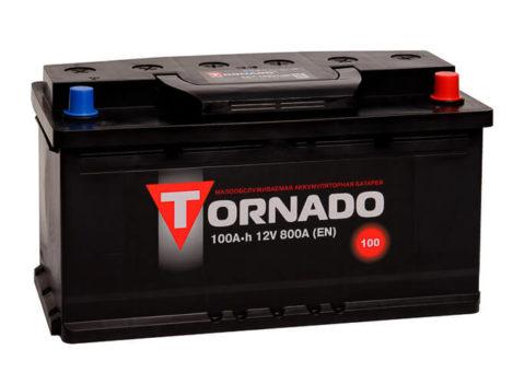 TORNADO 6СТ 100N