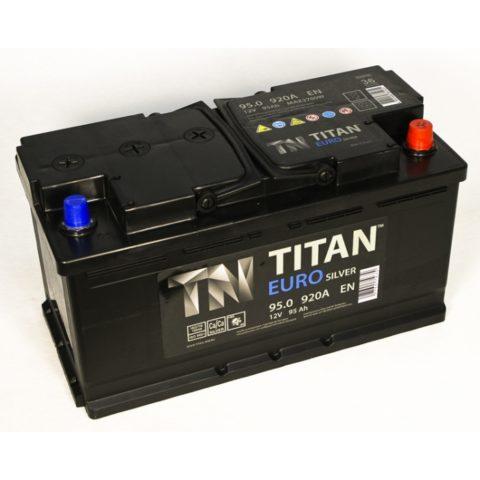 TITAN EUROSILVER 6СТ 95.0 VL