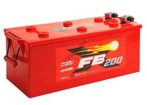 FB 6СТ 200 А/ч (3) (LR)