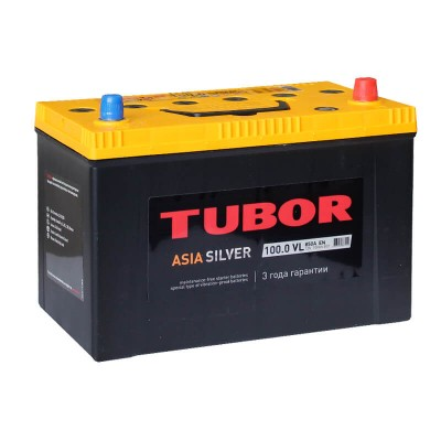 TUBOR ASIA SILVER 6СТ 100.0 VL B01