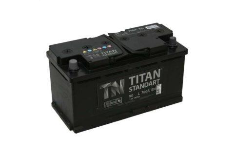 TITAN STANDART 6СТ 90.0 VL