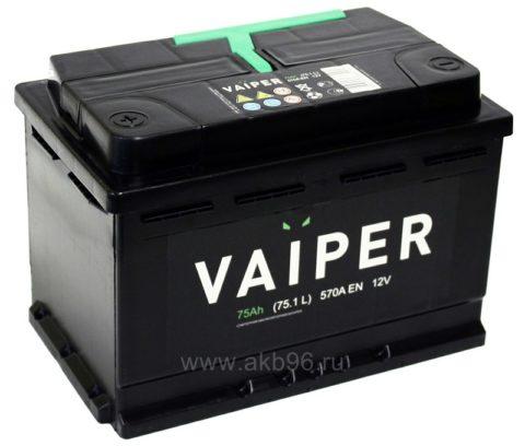 VAIPER 6СТ 75.0 L