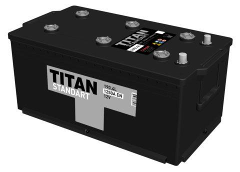 TITAN STANDART 6СТ 190.4 L