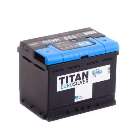 TITAN EUROSILVER 6СТ 61.0 VL