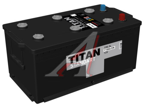 TITAN STANDART 6СТ 190.3 L