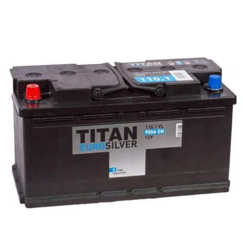 TITAN EUROSILVER 6СТ 110.1 VL