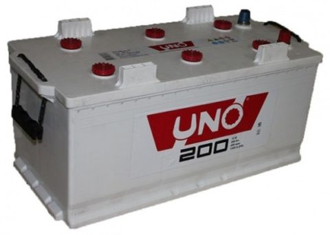 Uno 6СТ 200N