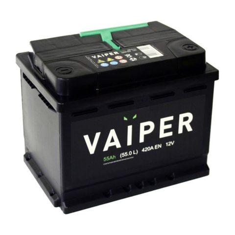 VAIPER 6СТ 55.0 L