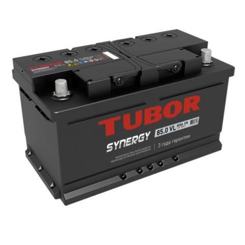 TUBOR SYNERGY 6СТ 85.0 VL (низкая)