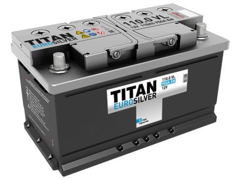 TITAN EUROSILVER 6СТ 110.0 VL