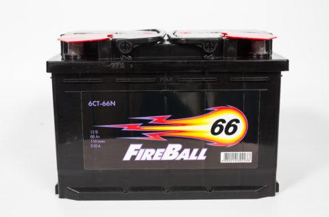FIRE BALL 6СТ 66N