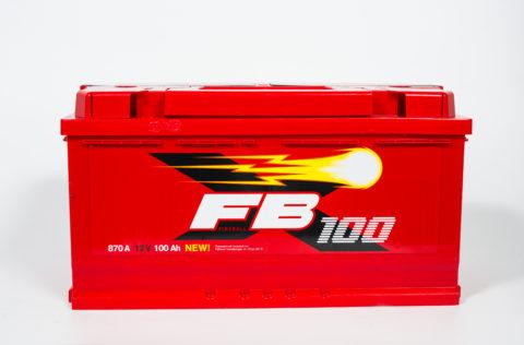 FB 6СТ 100VL