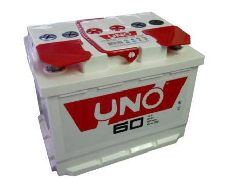 Uno 6СТ 60NR