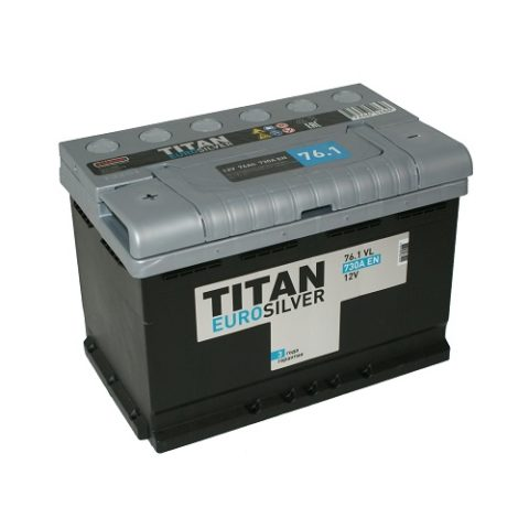 TITAN EUROSILVER 6СТ 76.1 VL