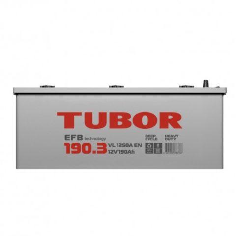 TUBOR OEM EFB 6СТ 190.3 L