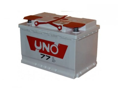 Uno 6СТ 77NR