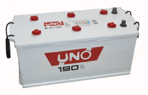 Uno 6СТ 190NR