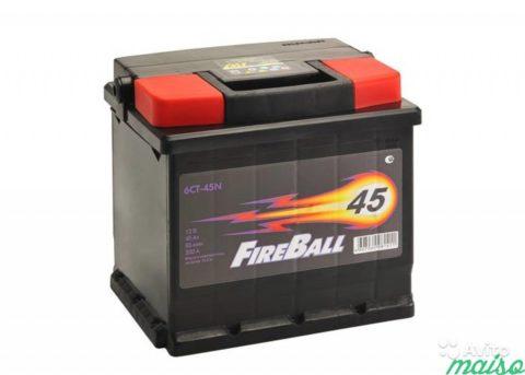 FIRE BALL 6СТ 45N