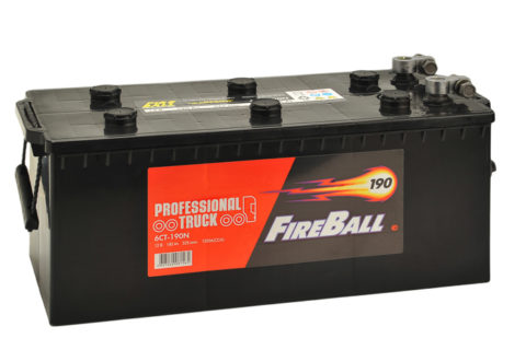FIRE BALL 6СТ 190N