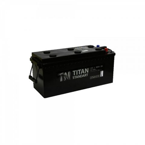 TITAN STANDART 6СТ 135.3 L