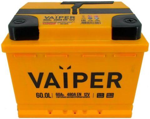 VAIPER 6СТ 60.0 L